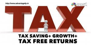 Why just save tax? Get Growth and tax free returns
