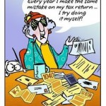 Funny things about Taxes?